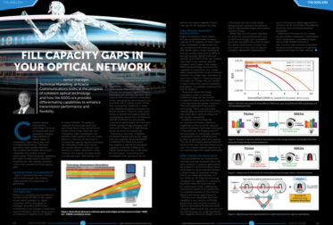 Article: Optical Connections – Fill Capacity Gaps in Your Optical Network