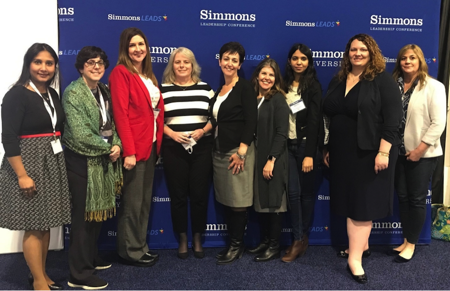 Acacia Supports Women in Leadership at Simmons Conference