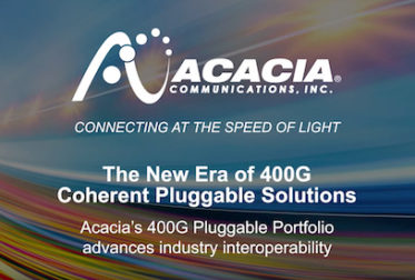The New Era of 400G Coherent Pluggable Solutions