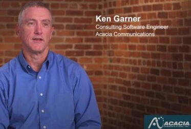 Acacia Experts Talk Coherent: Ken Garner on Software Engineering