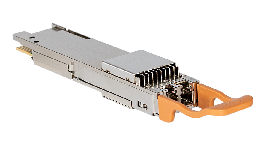 QSFP-DD 100G Coherent Point-to-Point (P2P) pluggable module