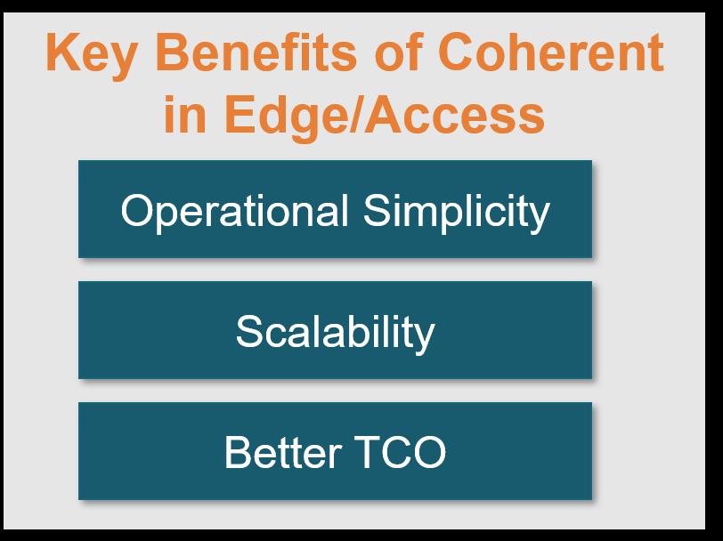 optinet 2020 key benefits of coherent