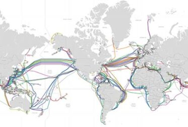 Under the Sea at Submarine Networks World