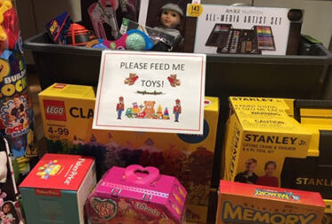 Acacia Employees Help Local Kids with Virtual Toy Drive